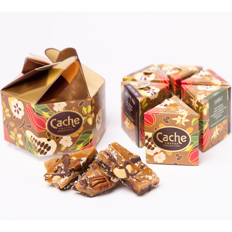 Cache Toffee Sample Box
