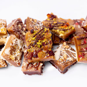 6 flavors of toffee of the month club